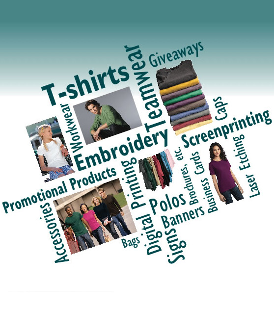 Mar 446 Advertising And Promotions: Screen Printing And Embroidery